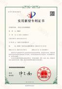 上海实干龙门式光电检测装置证书